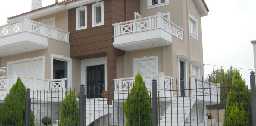 Μελέτη κατασκευή κατοικίας