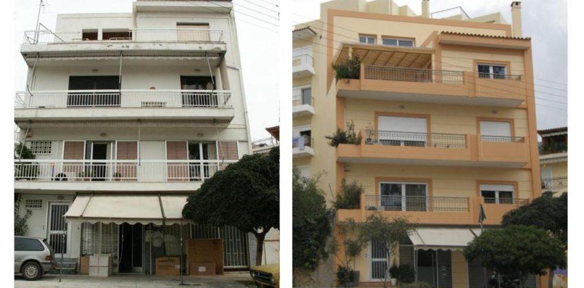 Ανακαίνιση κτιρίου