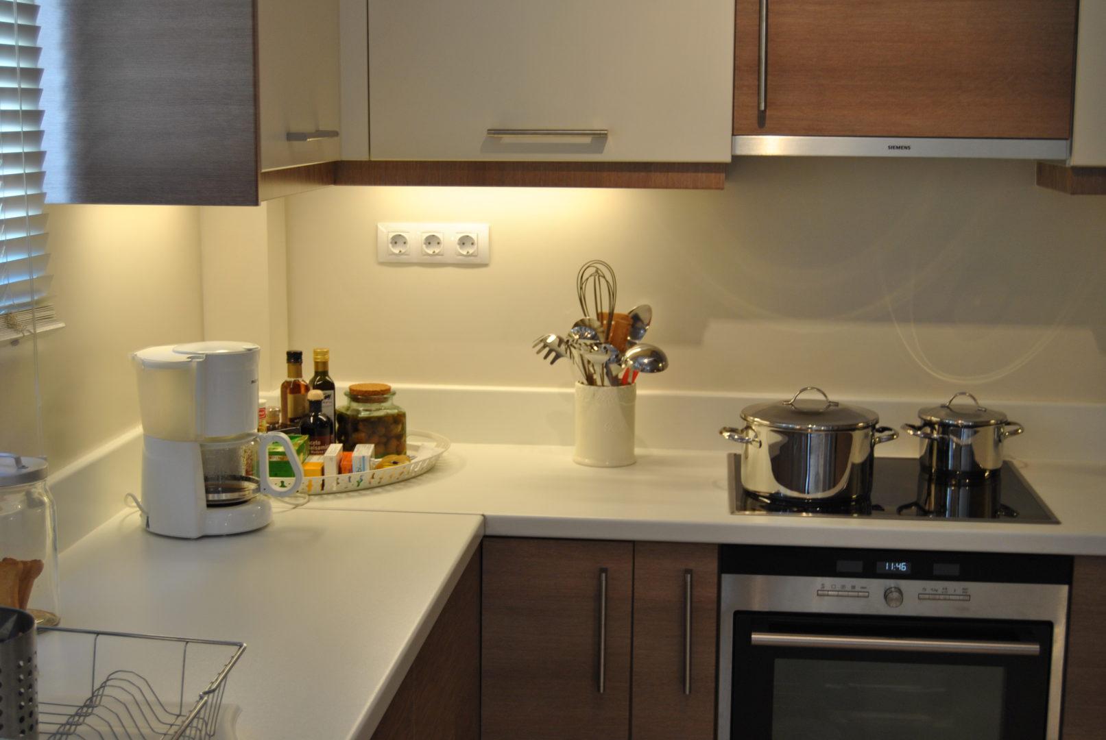 ανακαίνιση σπιτιού κουζίνα