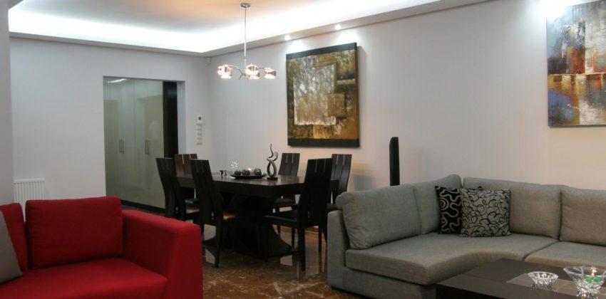 Ανακαίνιση σπιτιού σαλόνι